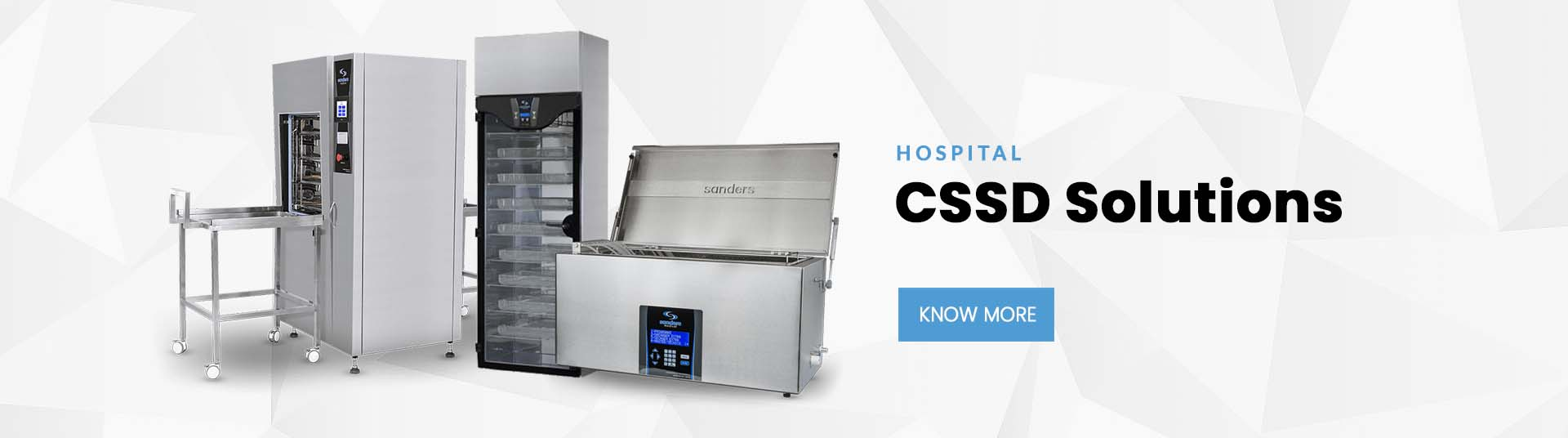 CSSD Solutions